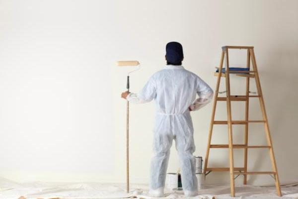 Sơn lót sơn nhà