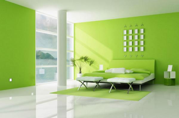 Màu sơn nhà cho gia chủ tuổi Mậu Tuất