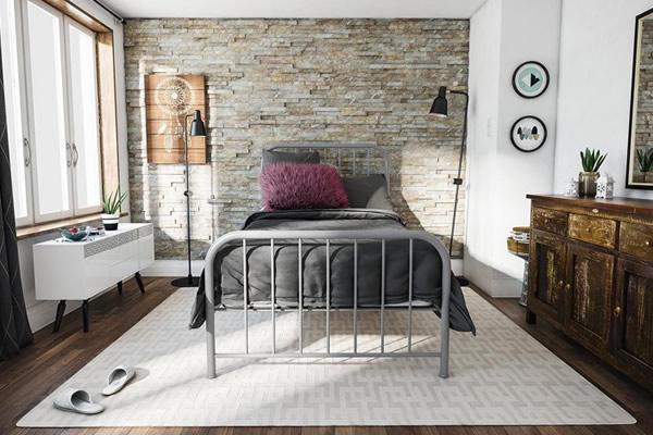 phòng ngủ phong cách rustic-6