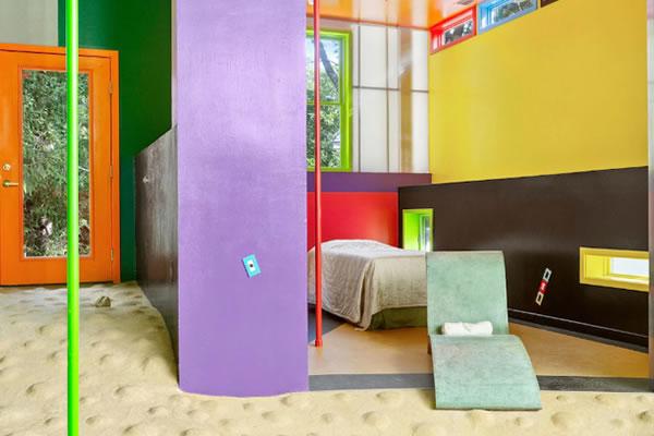 Ngôi nhà sơn màu sắc rực rỡ-6