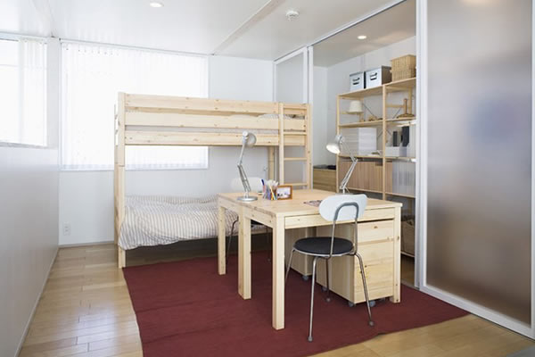 Không gian nhà màu trắng tối giản-9