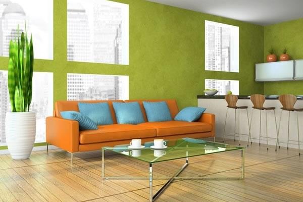 Lựa chọn màu sắc nội ngoại thất phụ thuộc vào nhiều yếu tố