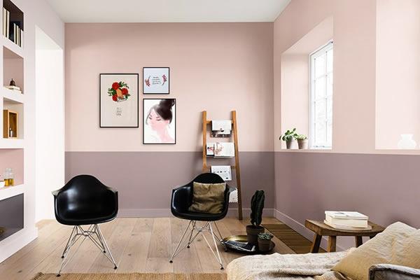 Tường nhà màu pastel-1