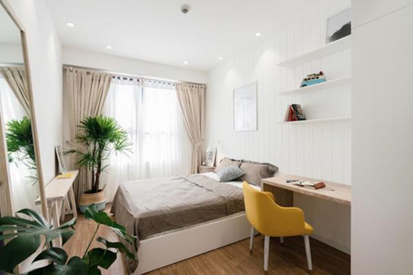 Trang trí nội thất nhà cho người mệnh Thổ với tone màu vàng-4