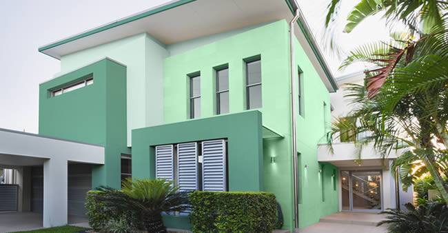 Sơn ngoại thất cao cấp - Giải pháp bảo vệ toàn diện ngôi nhà