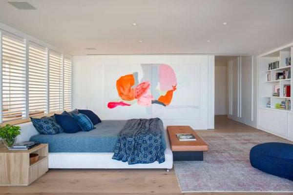 Living coral phòng ngủ