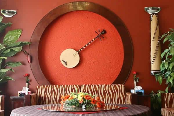 Tạo điểm nhấn mang lại sự nổi bật cho không gian nhà