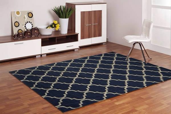 Tạo điểm nhấn với chiếc thảm