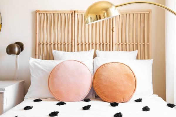 Trang trí căn hộ nhỏ màu pastel-1