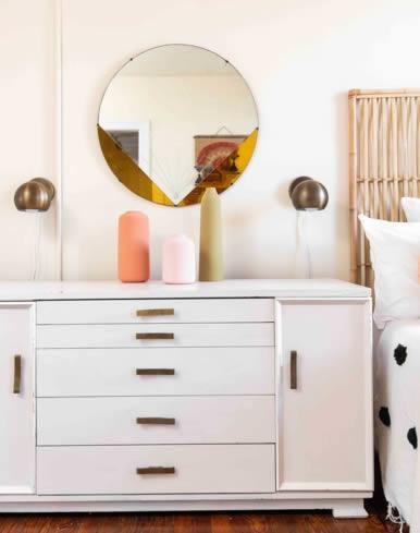 Trang trí căn hộ nhỏ màu pastel-2