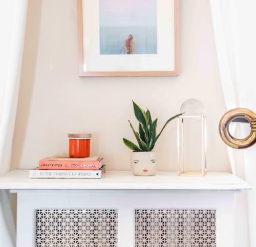 Trang trí căn hộ nhỏ màu pastel-3
