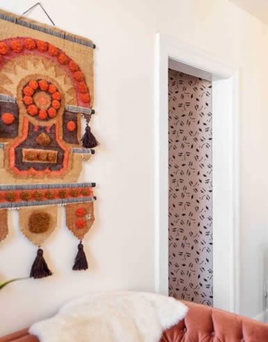 Trang trí căn hộ nhỏ màu pastel-5