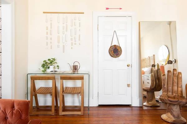 Trang trí căn hộ nhỏ màu pastel-7