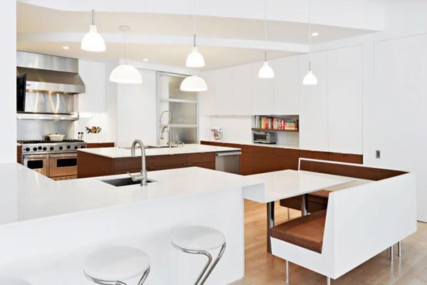 Sáng tạo thiết kế phòng ăn đa sắc thái-3