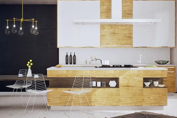 Sáng tạo thiết kế phòng ăn đa sắc thái-5