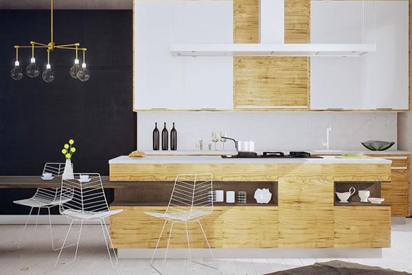 Sáng tạo thiết kế phòng ăn đa sắc thái-6