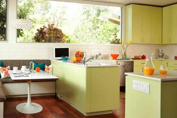 Sáng tạo thiết kế phòng ăn đa sắc thái-10