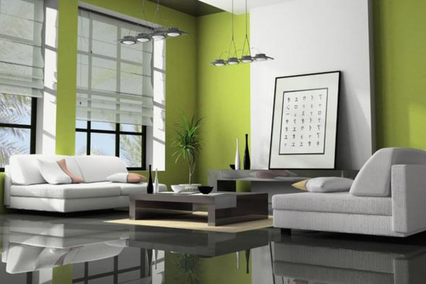 Trang trí phòng khách để gần gũi với thiên nhiên hơn-5