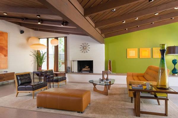 Trang trí phòng khách để gần gũi với thiên nhiên hơn-9