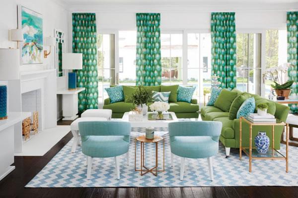 Trang trí phòng khách để gần gũi với thiên nhiên hơn-10