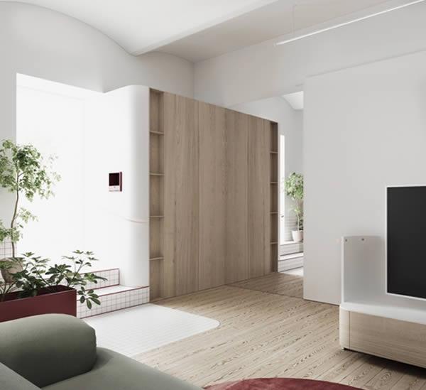 Sơn tường nhà với sắc màu rực rỡ cá tính-1