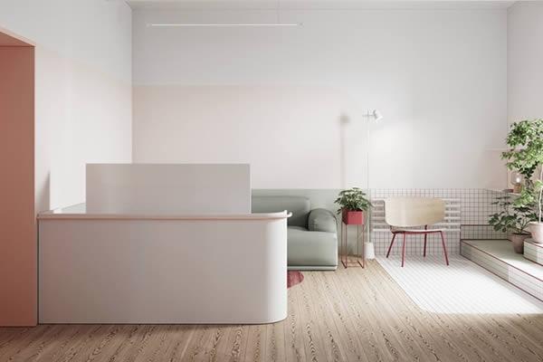 Sơn tường nhà với sắc màu rực rỡ cá tính-2