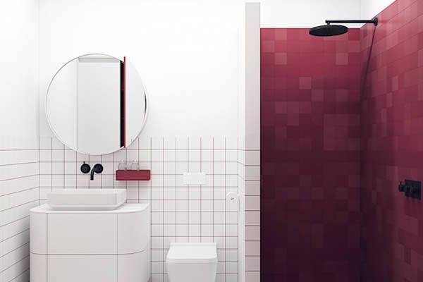 Sơn tường nhà với sắc màu rực rỡ cá tính-8