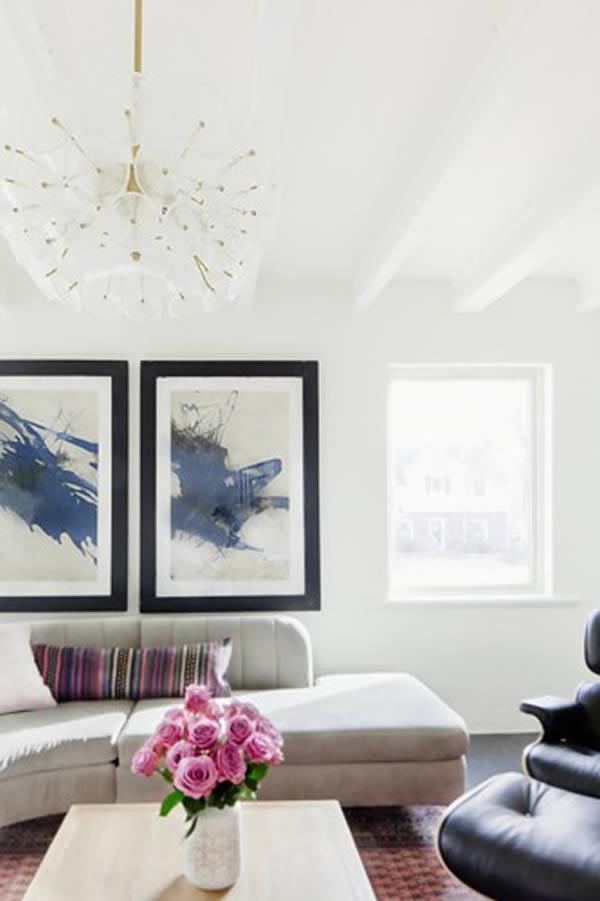 Không gian nhà đẹp với màu sắc nhẹ nhàng, sắp xếp đồ trật tự-1