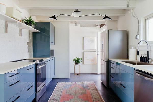Không gian nhà đẹp với màu sắc nhẹ nhàng, sắp xếp đồ trật tự-3