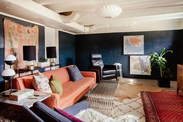 Không gian nhà đẹp với màu sắc nhẹ nhàng, sắp xếp đồ trật tự-5