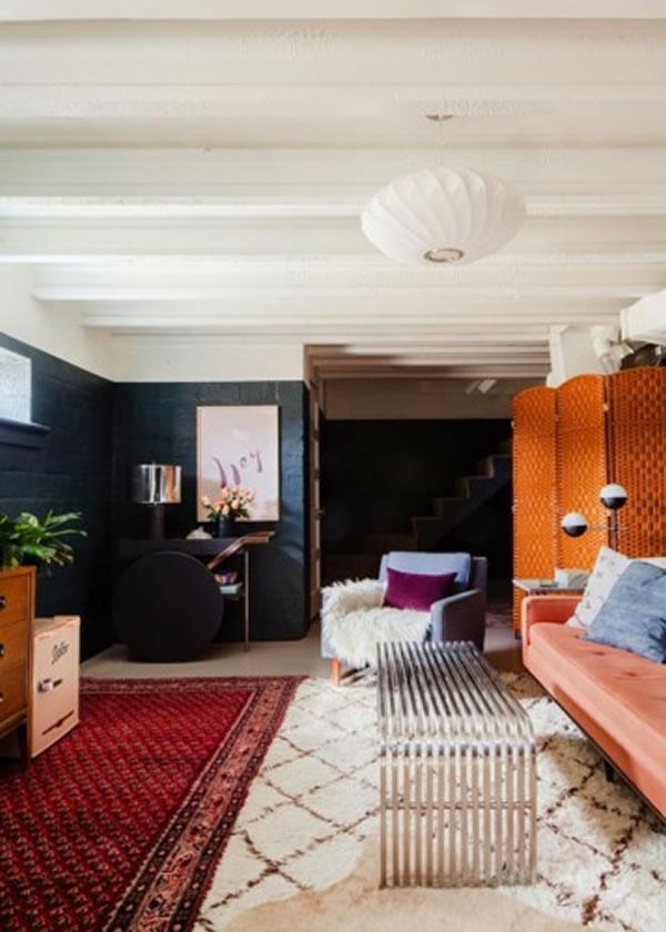Không gian nhà đẹp với màu sắc nhẹ nhàng, sắp xếp đồ trật tự-6