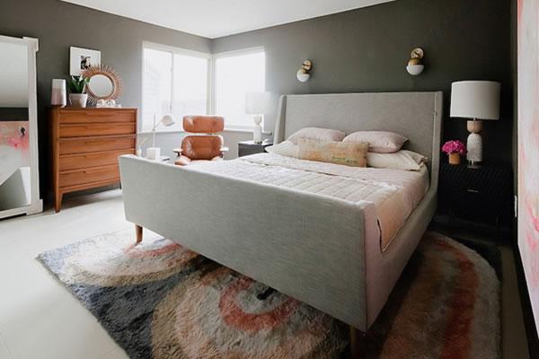 Không gian nhà đẹp với màu sắc nhẹ nhàng, sắp xếp đồ trật tự-7
