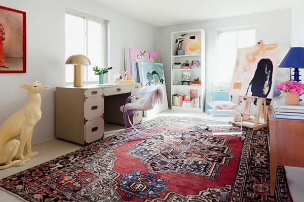 Không gian nhà đẹp với màu sắc nhẹ nhàng, sắp xếp đồ trật tự-8