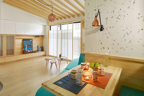 Ý tưởng trang trí nội thất căn hộ theo phong cách Nhật Bản đầy sáng tạo-1