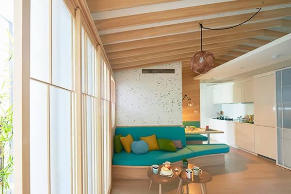 Ý tưởng trang trí nội thất căn hộ theo phong cách Nhật Bản đầy sáng tạo-4