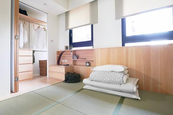 Ý tưởng trang trí nội thất căn hộ theo phong cách Nhật Bản đầy sáng tạo-6