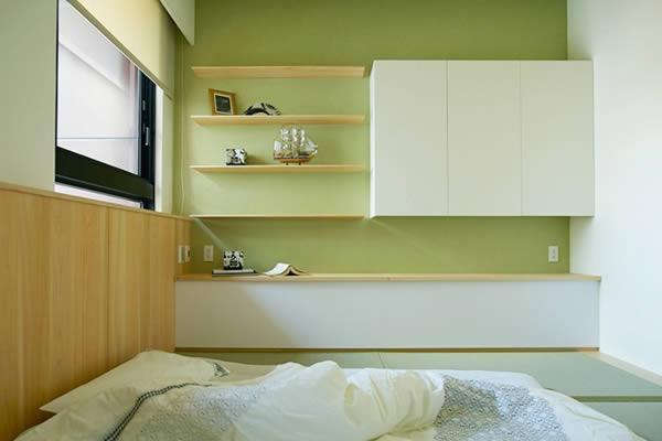 Ý tưởng trang trí nội thất căn hộ theo phong cách Nhật Bản đầy sáng tạo-7