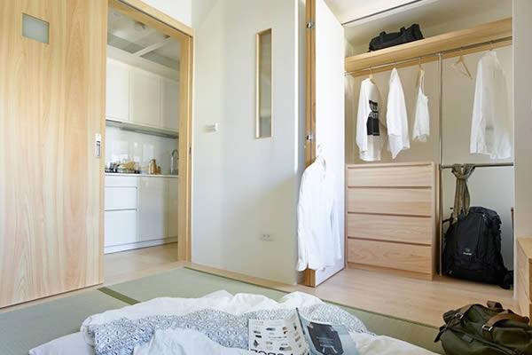 Ý tưởng trang trí nội thất căn hộ theo phong cách Nhật Bản đầy sáng tạo-8
