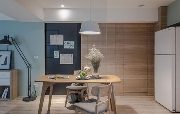 Gợi ý sơn nội thất màu bạc hà tạo không gian thoáng mát, thân thiện-4