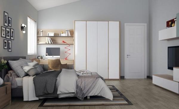 Phòng ngủ hiện đại trẻ trung-1