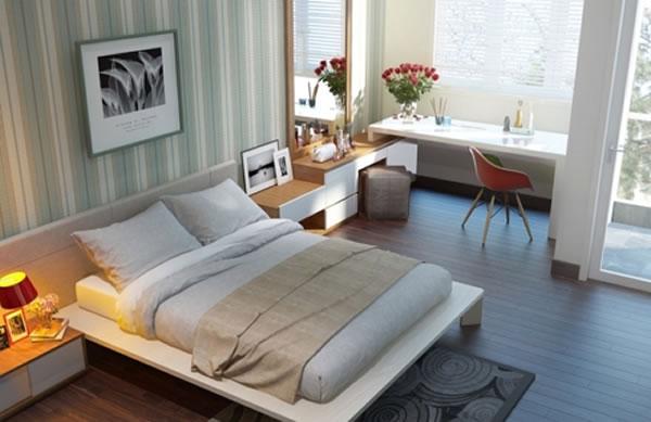 Phòng ngủ hiện đại trẻ trung-4