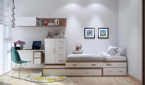 Phòng ngủ hiện đại trẻ trung-7