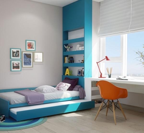 Phòng ngủ hiện đại trẻ trung-9