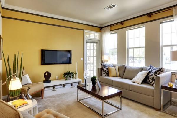 Pha sơn rất quan trọng, nó quyết định vẻ đẹp, cá tính của mỗi căn nhà