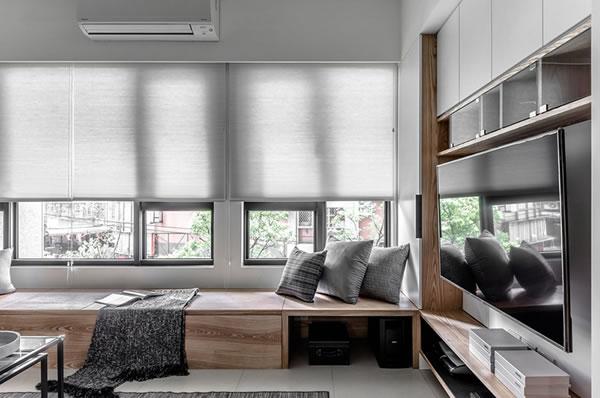 Không gian nội thất gỗ đẹp sang trọng-3