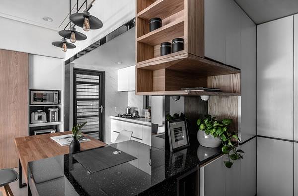 Không gian nội thất gỗ đẹp sang trọng-5