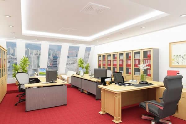 Gợi màu sơn nội thất văn phòng cho không gian đẹp giúp tăng hiệu suất làm việc