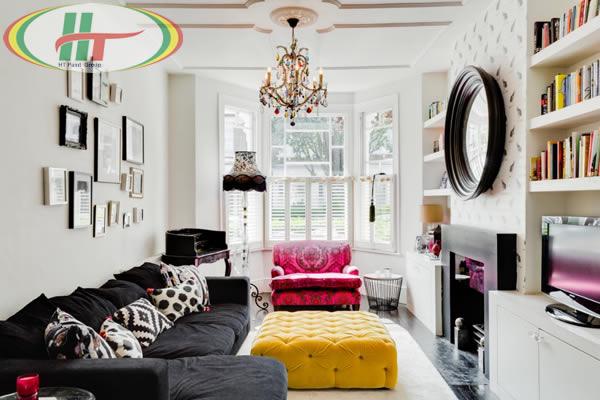 Gợi ý màu sắc nội thất cho phong cách Art deco