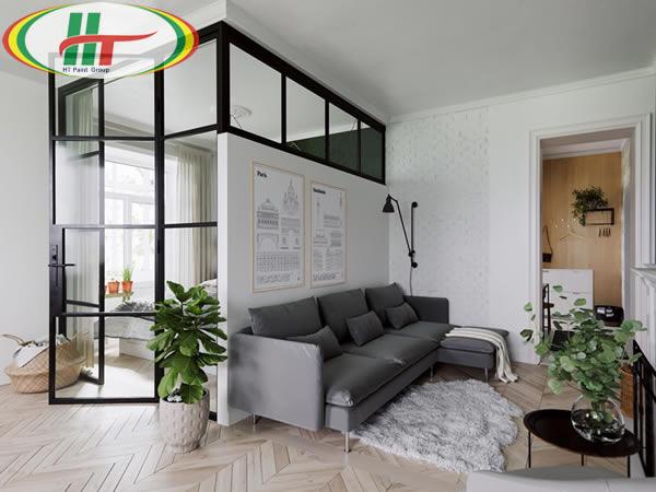 Gợi ý thiết kế căn hộ nhỏ với những nội thất đơn giản