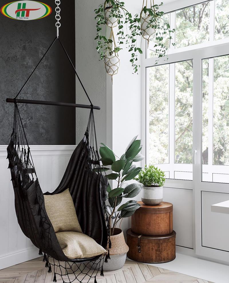 Gợi ý thiết kế căn hộ nhỏ với những nội thất đơn giản-4